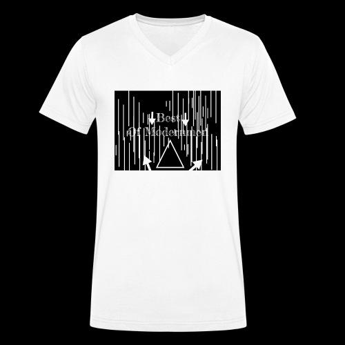 Bestofmodernmen - T-shirt ecologica da uomo con scollo a V di Stanley & Stella