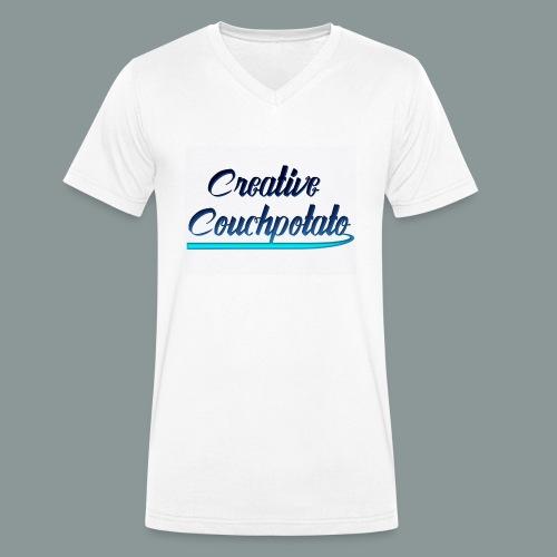 Couchpotato - Männer Bio-T-Shirt mit V-Ausschnitt von Stanley & Stella