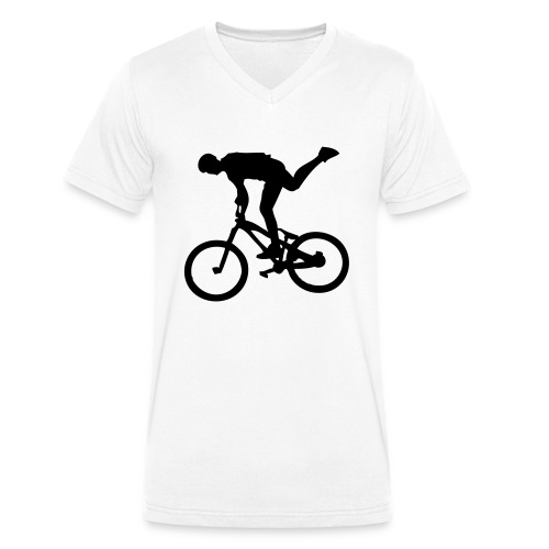 One Foot - T-shirt bio col V Stanley & Stella Homme
