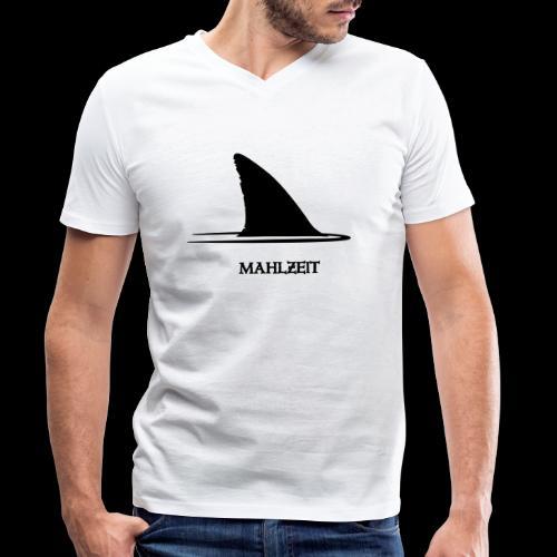 ~ Mahlzeit ~ - Männer Bio-T-Shirt mit V-Ausschnitt von Stanley & Stella