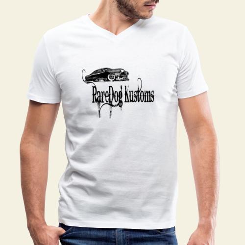 rd kustoms typed - Økologisk Stanley & Stella T-shirt med V-udskæring til herrer