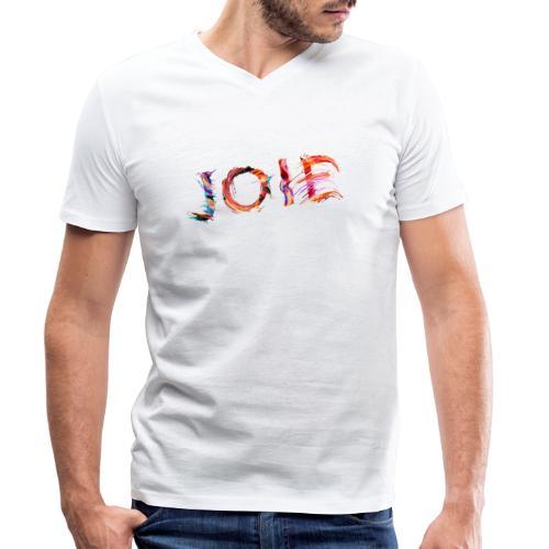 Joie 2 - T-shirt bio col V Stanley & Stella Homme