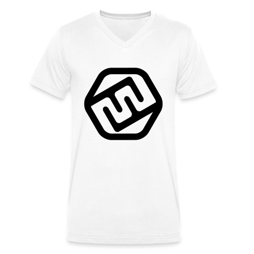 TshirtFFXD - Männer Bio-T-Shirt mit V-Ausschnitt von Stanley & Stella