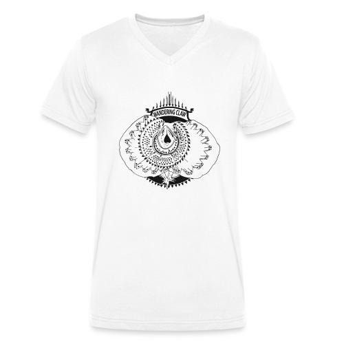Rettile - T-shirt ecologica da uomo con scollo a V di Stanley & Stella