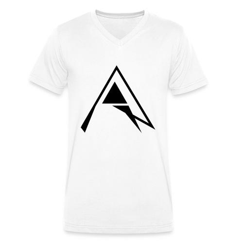 AndyLike 2016 A - Männer Bio-T-Shirt mit V-Ausschnitt von Stanley & Stella