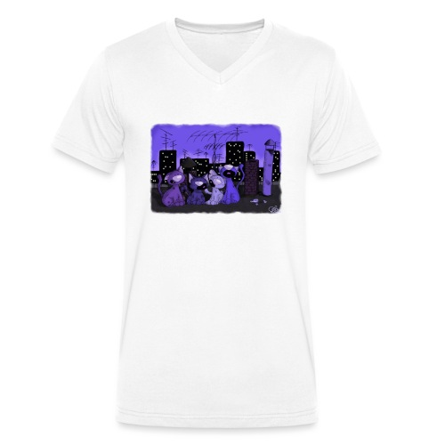 Concerto grosso - Männer Bio-T-Shirt mit V-Ausschnitt von Stanley & Stella