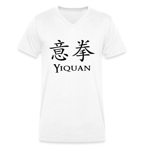 yiquan austria Pullover & Hoodies - Männer Bio-T-Shirt mit V-Ausschnitt von Stanley & Stella