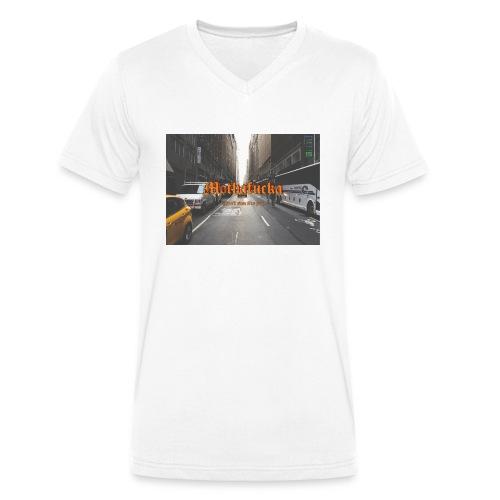 BXV 45 - Männer Bio-T-Shirt mit V-Ausschnitt von Stanley & Stella