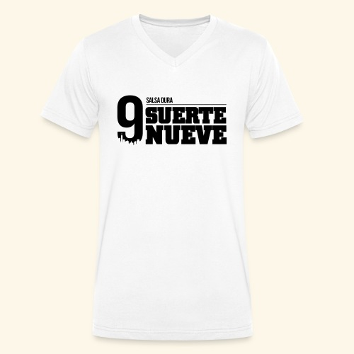 Logo Suerte - T-shirt bio col V Stanley & Stella Homme