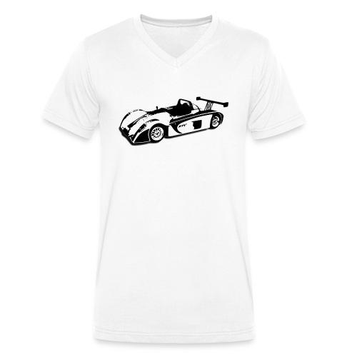 Westfield Race - Men's Organic V-Neck T-Shirt by Stanley & Stella