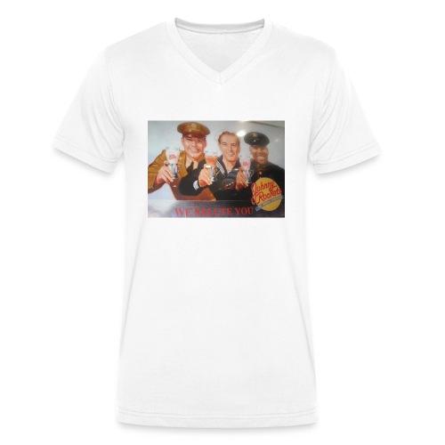 jhonny - T-shirt ecologica da uomo con scollo a V di Stanley & Stella