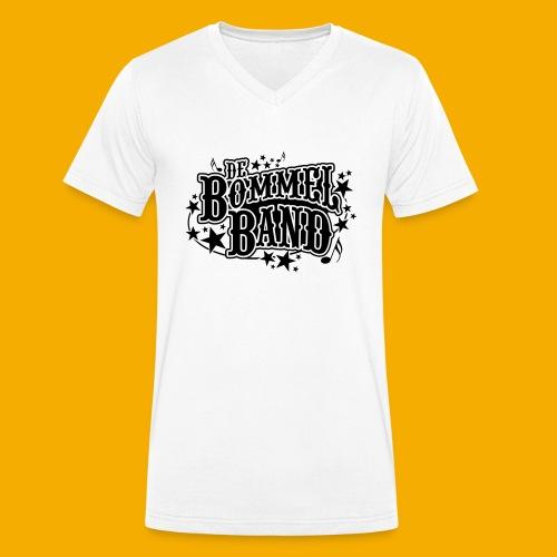 bb logo - Mannen bio T-shirt met V-hals van Stanley & Stella