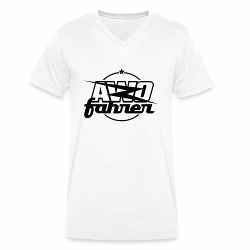 Awofahrer - Men's Organic V-Neck T-Shirt by Stanley & Stella