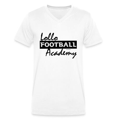 Mugg - LolloAcademy - Ekologisk T-shirt med V-ringning herr från Stanley & Stella