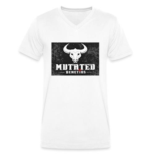 final - Männer Bio-T-Shirt mit V-Ausschnitt von Stanley & Stella
