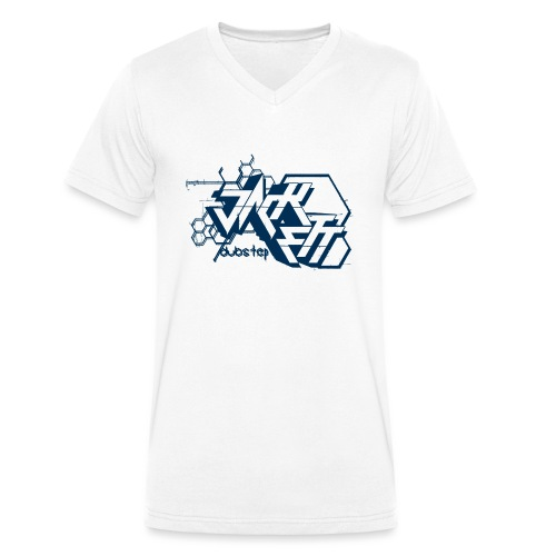 Jack Ett Future - Männer Bio-T-Shirt mit V-Ausschnitt von Stanley & Stella