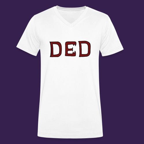 ded - T-shirt bio col V Stanley & Stella Homme