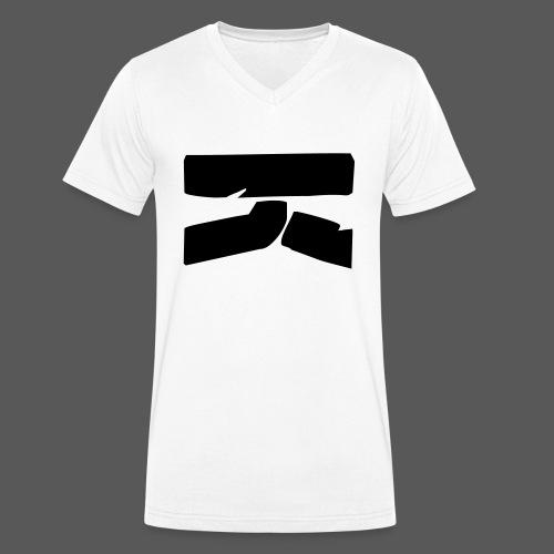 ReaKtoR K - Männer Bio-T-Shirt mit V-Ausschnitt von Stanley & Stella