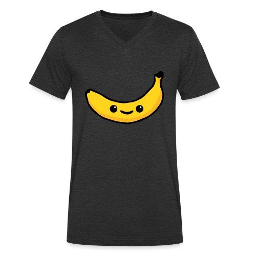 Alles Banane! - Männer Bio-T-Shirt mit V-Ausschnitt von Stanley & Stella