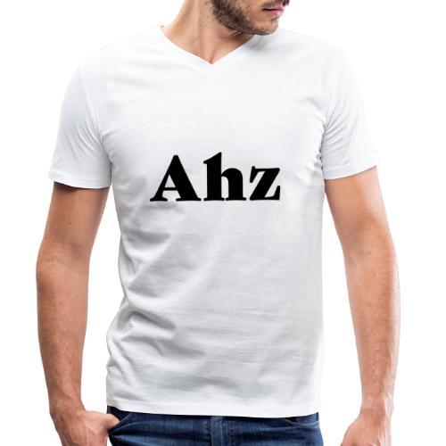 Ahz - Männer Bio-T-Shirt mit V-Ausschnitt von Stanley & Stella