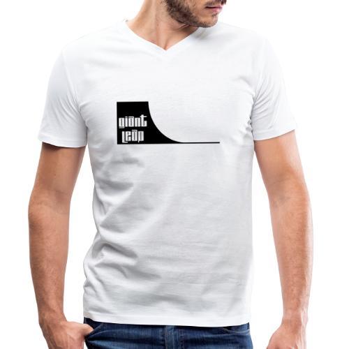 quartepipe - Männer Bio-T-Shirt mit V-Ausschnitt von Stanley & Stella