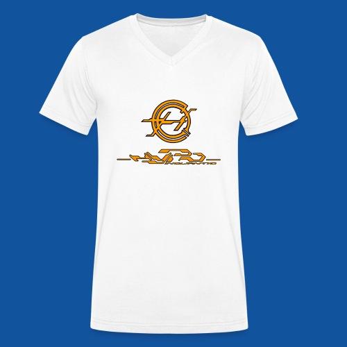 Hypd : Symbol mit Titel - Männer Bio-T-Shirt mit V-Ausschnitt von Stanley & Stella