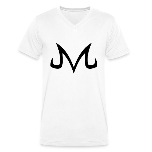 majin - Men's Organic V-Neck T-Shirt by Stanley & Stella