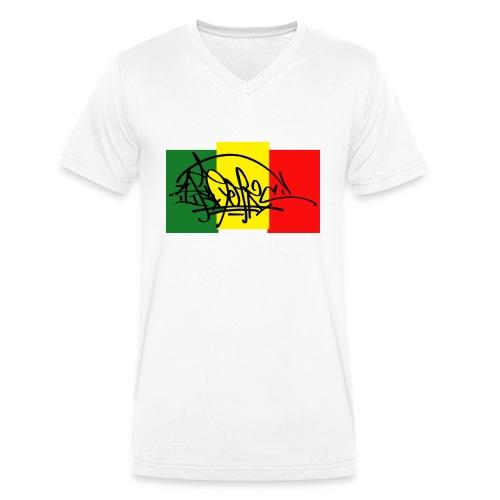 IKON - T-shirt bio col V Stanley & Stella Homme