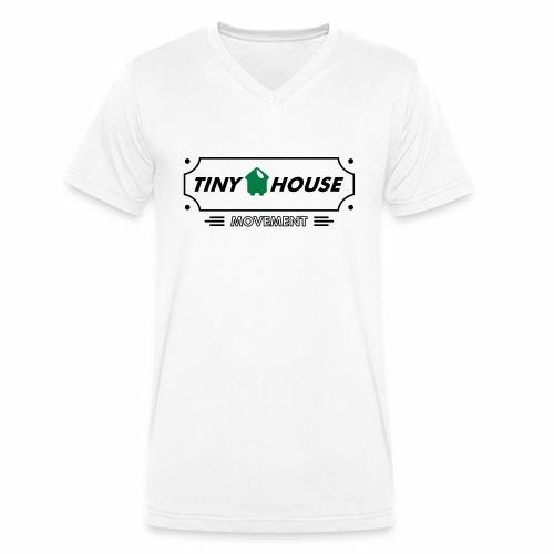 TinyHouse - Männer Bio-T-Shirt mit V-Ausschnitt von Stanley & Stella