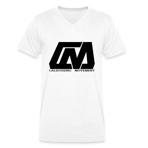 Calisthenic Movement - Männer Bio-T-Shirt mit V-Ausschnitt von Stanley & Stella