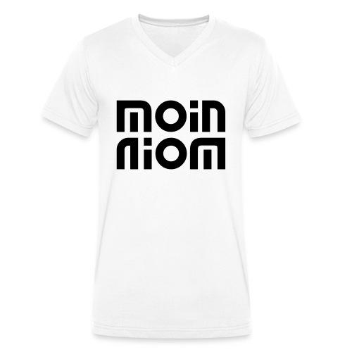 moin-noim - Männer Bio-T-Shirt mit V-Ausschnitt von Stanley & Stella
