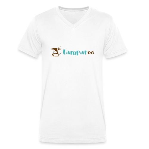 Tamparoo - T-shirt ecologica da uomo con scollo a V di Stanley & Stella