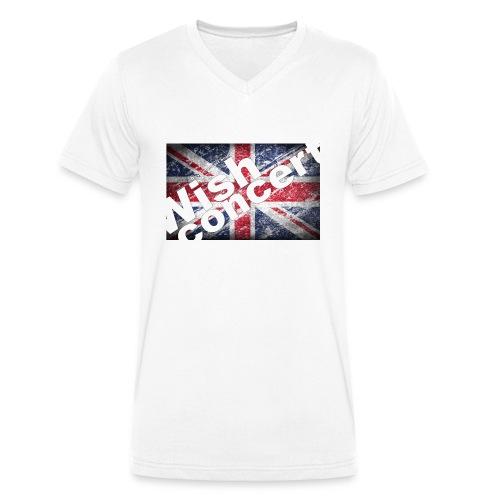 Wishconcert - Männer Bio-T-Shirt mit V-Ausschnitt von Stanley & Stella