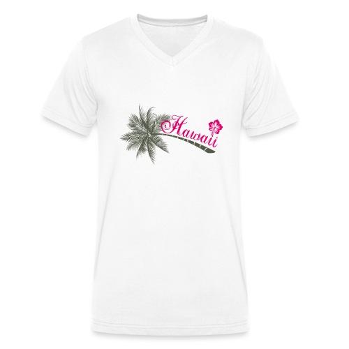 hawaii - T-shirt bio col V Stanley & Stella Homme