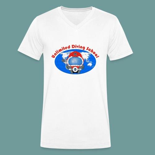 Ts Bi10Tx 02 - T-shirt bio col V Stanley & Stella Homme