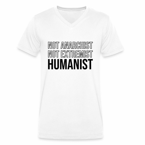 Humanist - T-shirt bio col V Stanley & Stella Homme