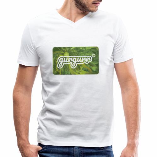 Poison Pigeon - Männer Bio-T-Shirt mit V-Ausschnitt von Stanley & Stella
