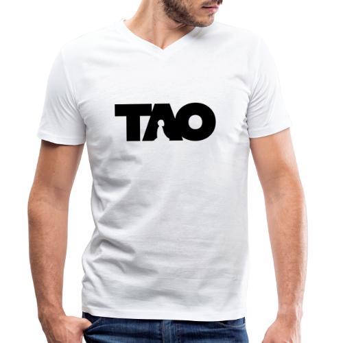 Tao meditation - T-shirt bio col V Stanley & Stella Homme