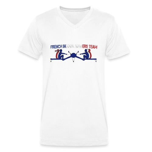FIRT - T-shirt bio col V Stanley & Stella Homme