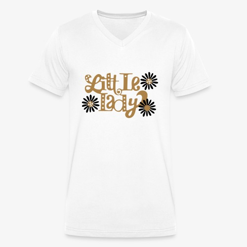 large_little-lady - T-shirt bio col V Stanley & Stella Homme