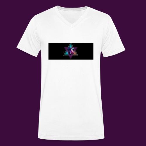 Trinity Corpse Original - Mannen bio T-shirt met V-hals van Stanley & Stella