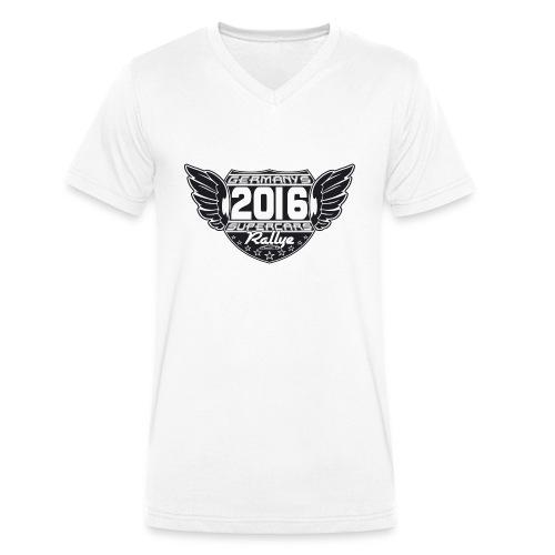 GSR-Logo-2016 Ladage - Männer Bio-T-Shirt mit V-Ausschnitt von Stanley & Stella