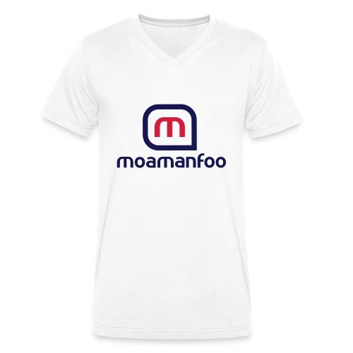 Moamanfoo - T-shirt bio col V Stanley & Stella Homme
