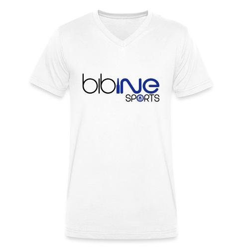 bibine sports - T-shirt bio col V Stanley & Stella Homme