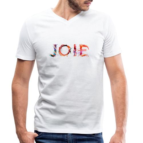 Joie - T-shirt bio col V Stanley & Stella Homme