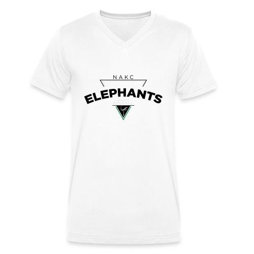 Triangle - T-shirt bio col V Stanley & Stella Homme