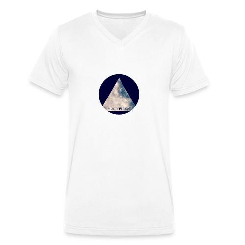 BAG - T-shirt ecologica da uomo con scollo a V di Stanley & Stella