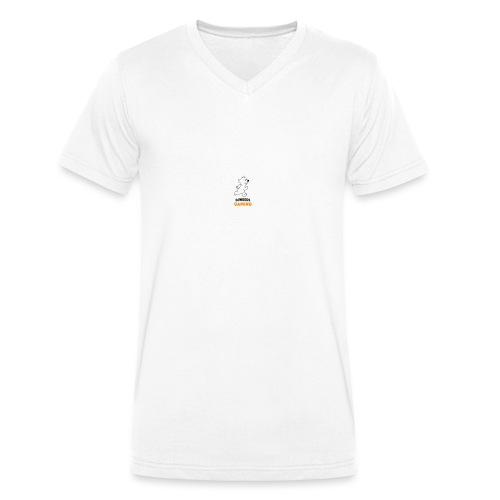 JuulSteunShirt-png - Mannen bio T-shirt met V-hals van Stanley & Stella