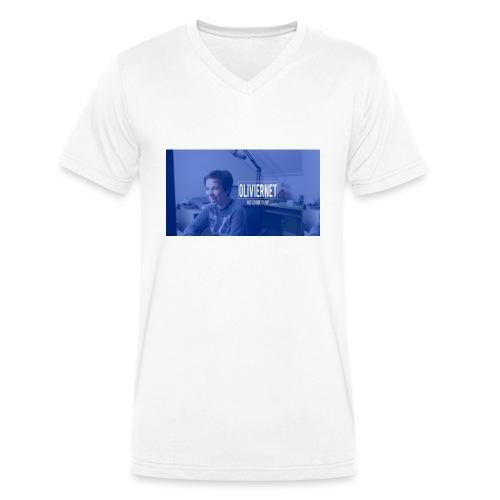 banner 3 jpg - Mannen bio T-shirt met V-hals van Stanley & Stella