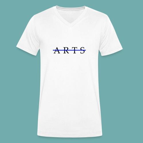 Arts Pulli - Männer Bio-T-Shirt mit V-Ausschnitt von Stanley & Stella